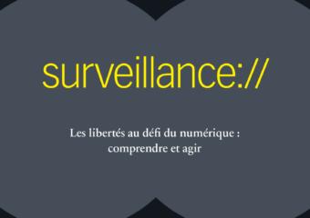 Surveillance:// le livre