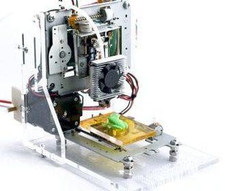 DIY imprimante 3D recyclée