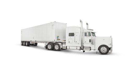 La roue plus rapide que la lumière ! Amazon truck